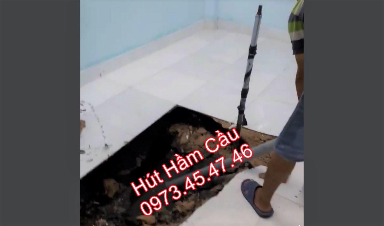 【 HÚT HẦM CẦU 】KCN Thành Thành Công ,Tây Ninh