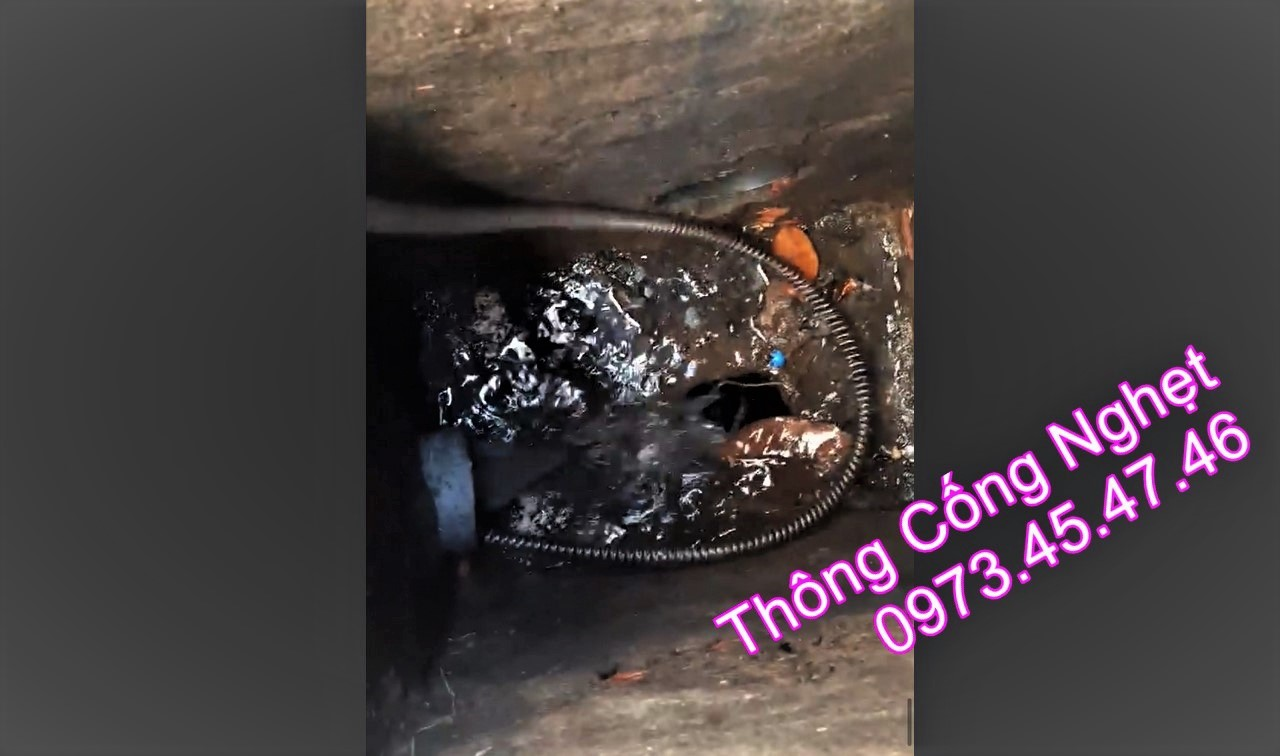 Thông Cống Nghẹt Huyện Tân Hưng Long An